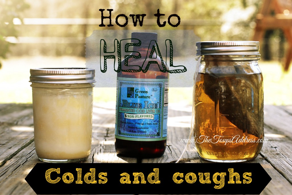 How to HEAL Colds and Coughs