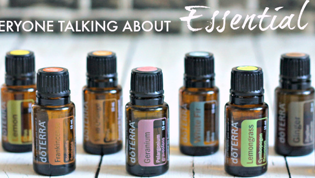 Get Essential Oils